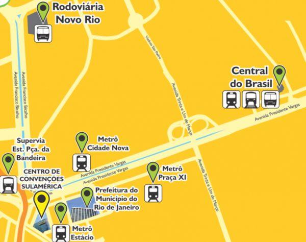 Como chegar à feira Rio Artes Manuais (Foto: rioartesmanuais.com.br)