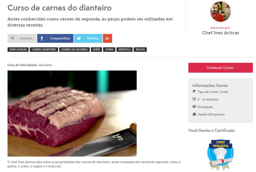 Academia da Carne Friboi 2