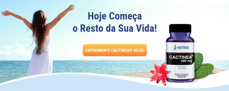 Drenagem Linfática em Cápsulas CactiNea 500 mg