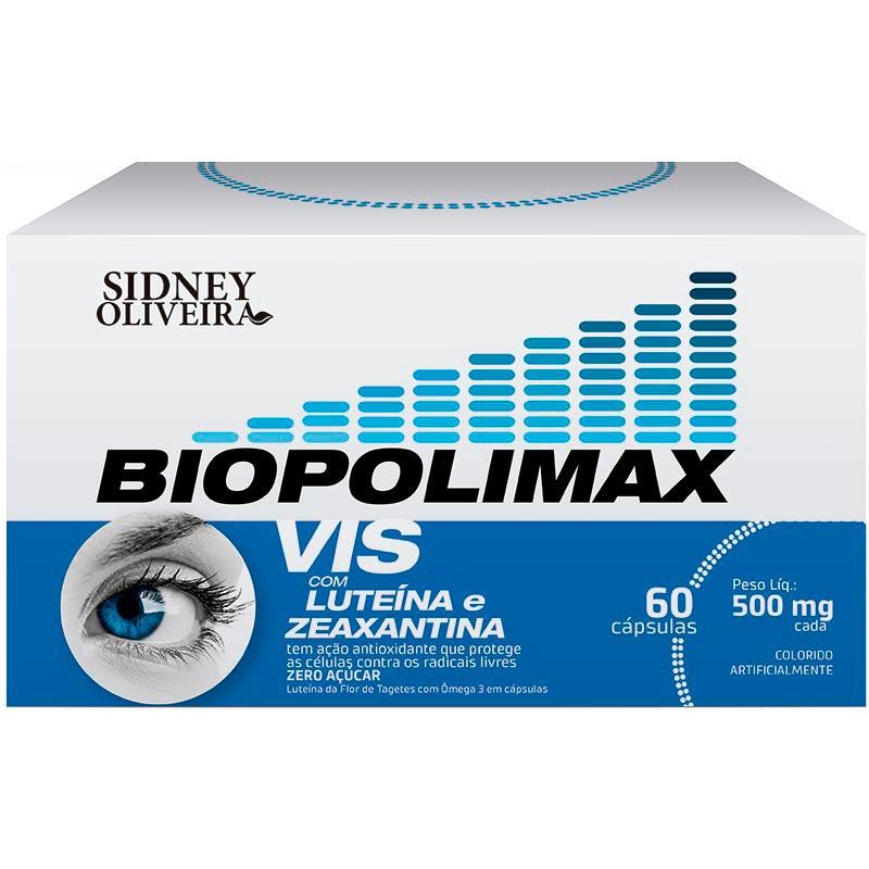 Biopolimax com Ômega 3