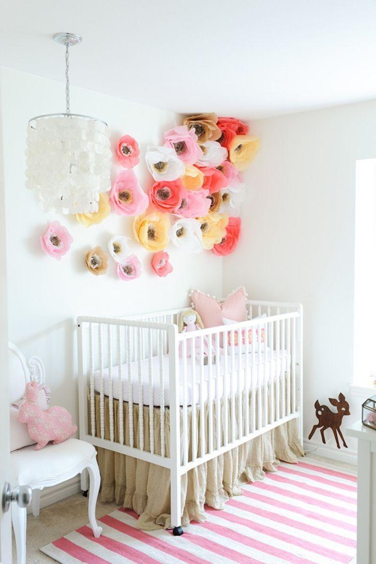 20 modelos de Artesanatos para Decorar Quarto de Beb u00ea
