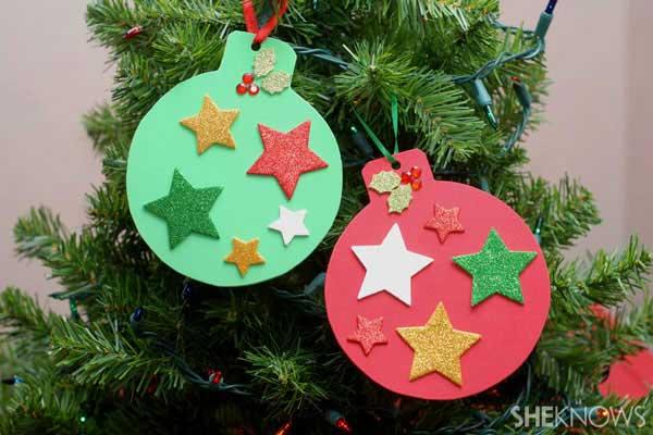 Opções de Artesanato de Natal para Escola