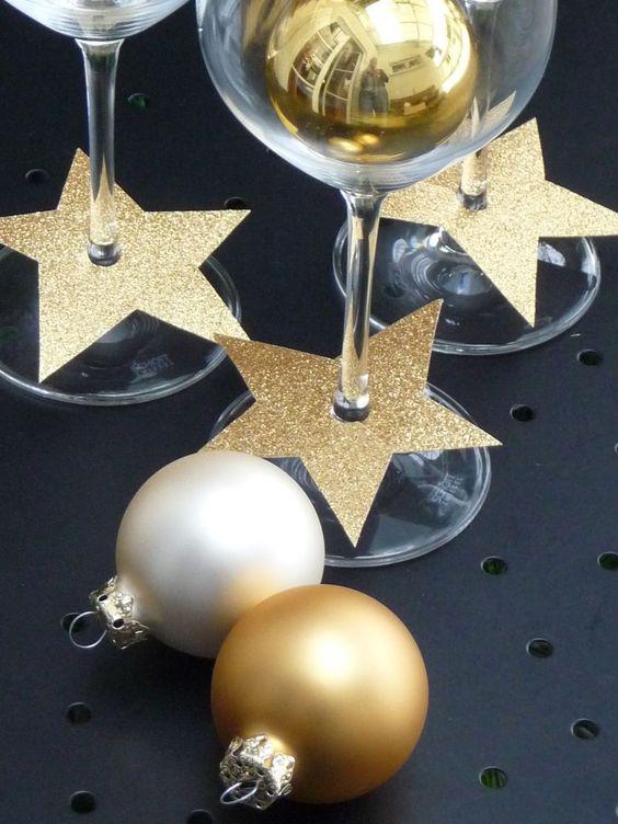 Opções de Artesanatos para Decoração de Ano Novo