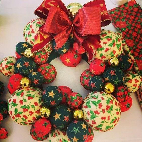 Artesanato Da Maria Figueiredo ~ 25 Ideias de Artesanato em Tecido para o Natal