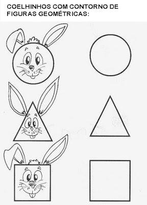 Educação Infantil para Imprimir