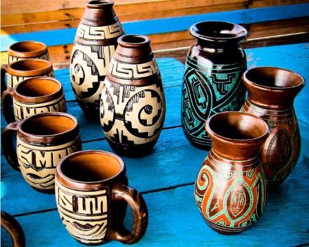 artesanato indigena brasileiro