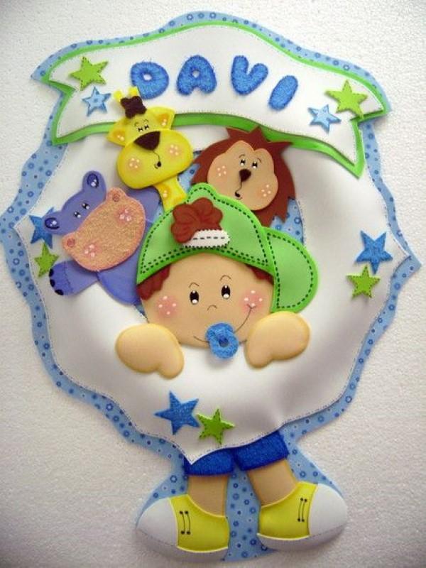 sugestoes para artesanato infantil com eva