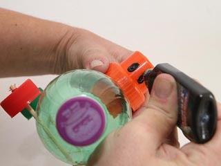 carrinho de garrafa pet como fazer