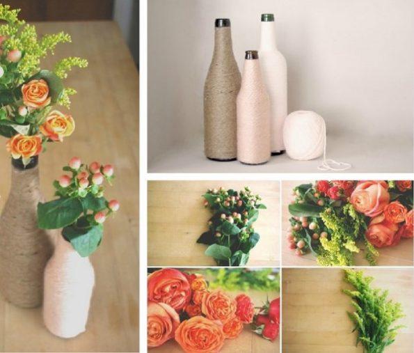 Como ganhar dinheiro com artesanato reciclado - Manualidades recicladas para decorar ...