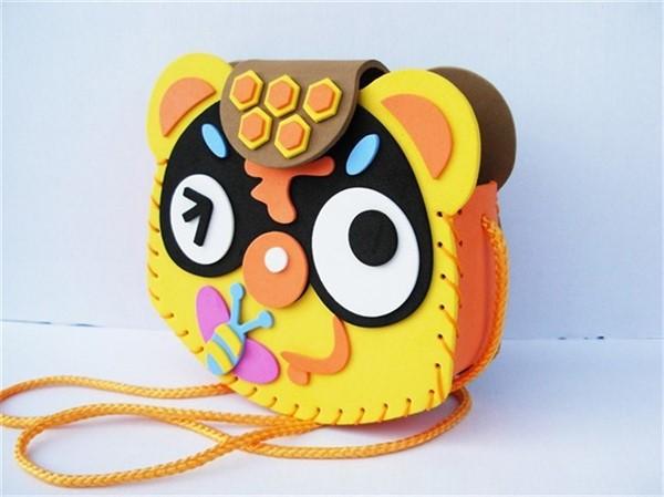 ideias de artesanato infantil com EVA