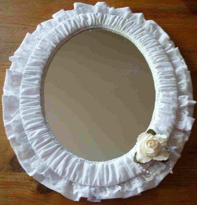 Рамка для зеркала своими руками фото 472