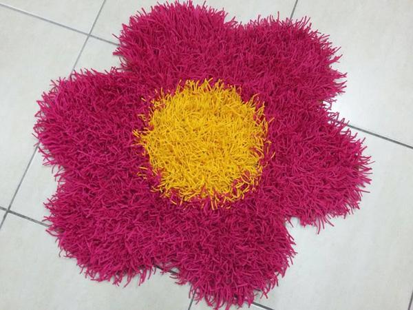 tapete de flor