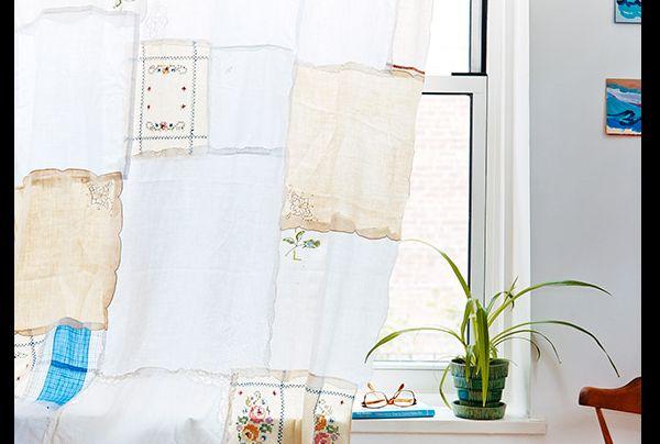 cortina de retalhos