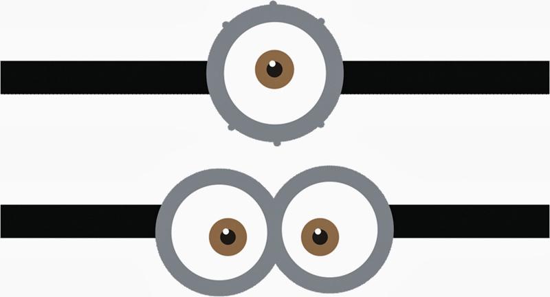 olho Minions