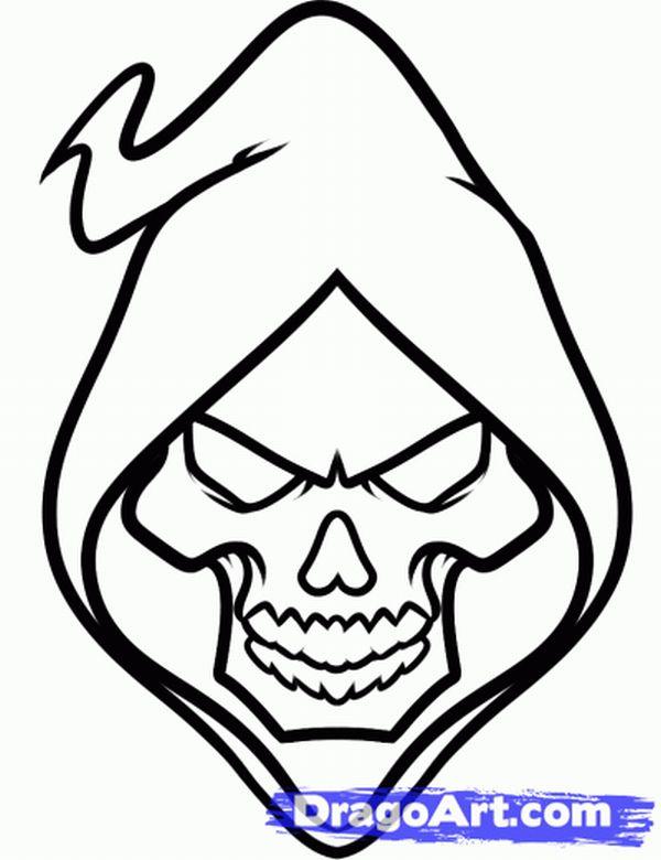 Grafite Desenhos Animados Fáceis De Fazer