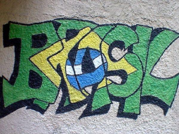 grafite palavra