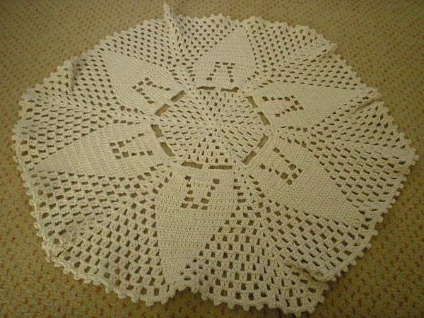 tapete croche comum