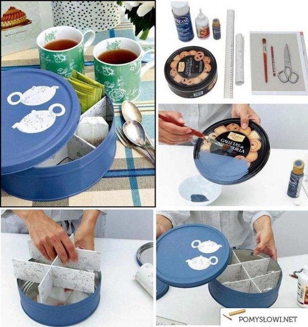 artesanato para cozinha organizador