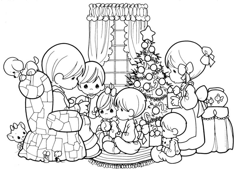 desenho familia