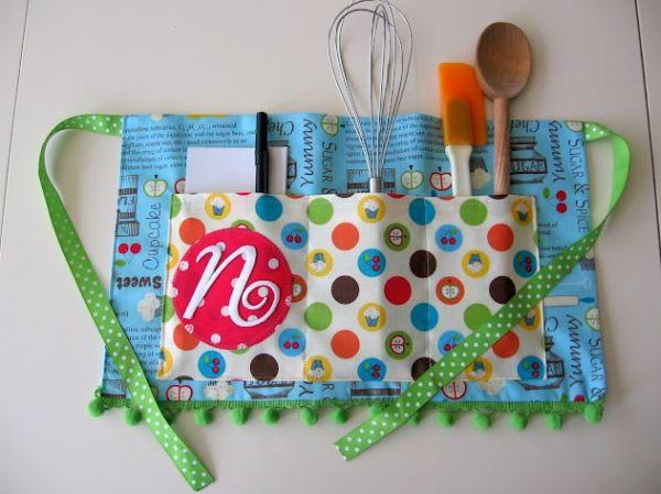 artesanato em tecido cozinha