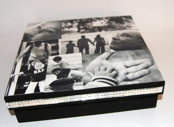caixa decorada de mdf fotos