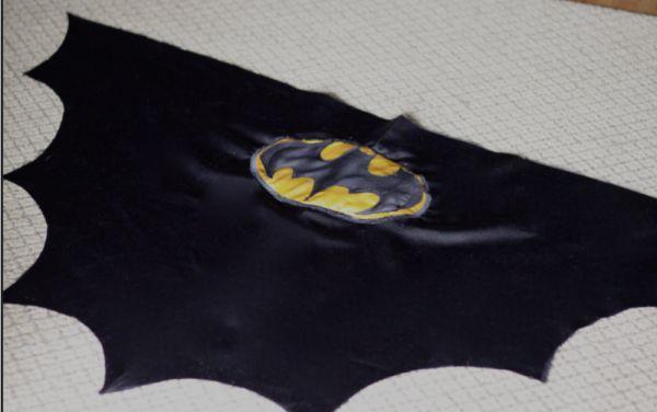 Capa do Batman Infantil