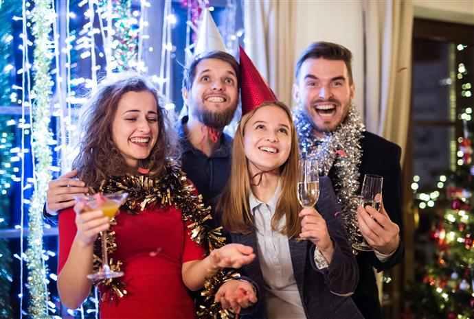 Brincadeiras para animar a noite de Natal