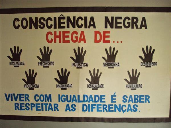 cartaz da educação infantil