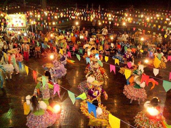 origem da festa junina