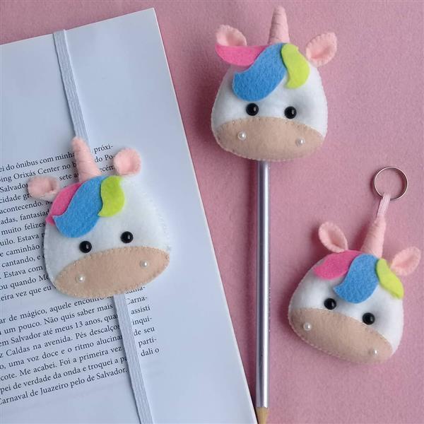 como fazer lembrancinha de unicornio