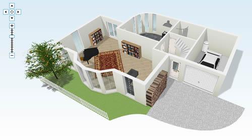Projetos de casas sofisticadas gr tis for Simulador de casas 3d gratis