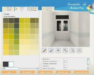 Simulador de pintura de casas com fotos online - Simulador de colores para paredes ...