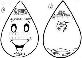 Dia Da água Atividades Frases Resumo