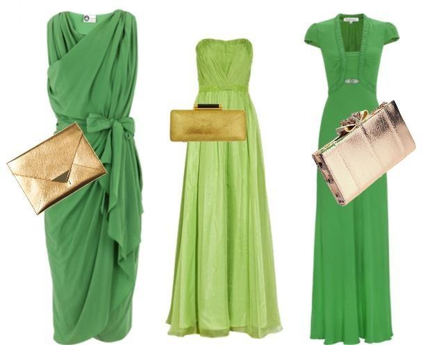 Bolsa Dourada Com Vestido Vermelho : Como usar bolsa de m?o em casamento