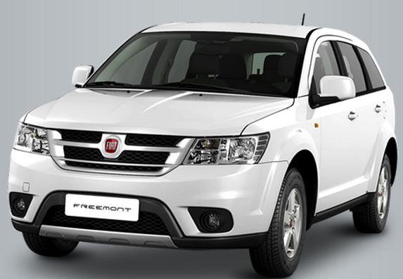 Carros Com 7 Lugares Da Fiat Fiat Freemont