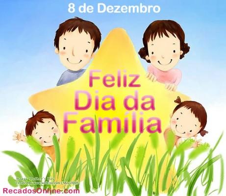 Mensagens Para O Dia Da Família Na Escola
