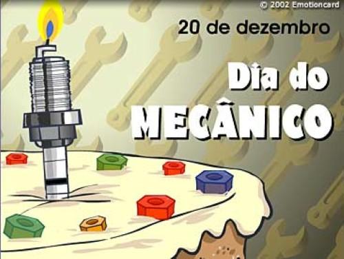 Mensagens Para O Dia Do Mecânico