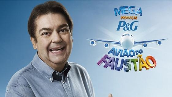 Promoção Avião do Faustão 2013. Confira as novas regras. (foto: divulgação)