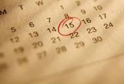 Calendário de feriados do servidor público 2013