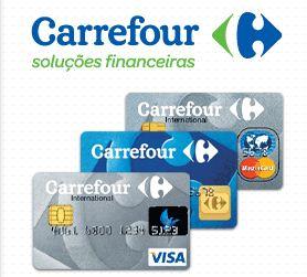 Cartão Carrefour (Foto: divulgação)