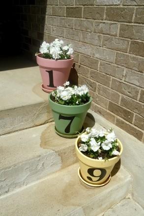 Dicas de vasos de flores para escada (Foto:Divulgação)