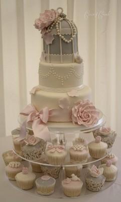 Casamento cupcake