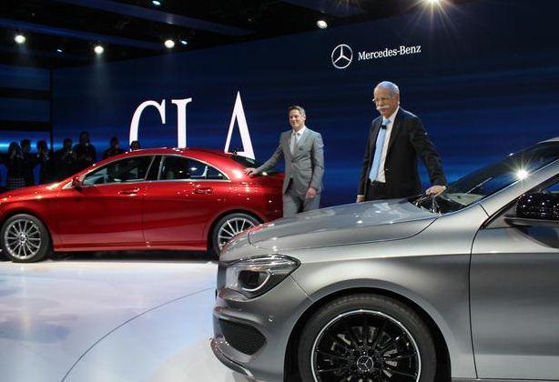 Classe CLA Mercedes (Foto: Terra/divulgação)