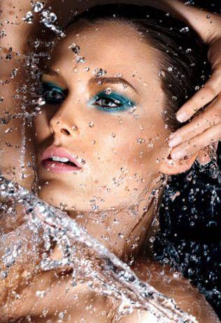 Fazer uma maquiagem à prova d'água pode ser mais fácil do que você imagina (Foto: Divulgação)