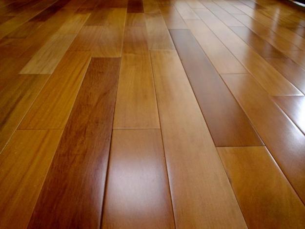Como cuidar -piso de madeira