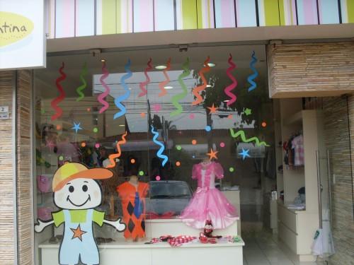 Como decorar loja de roupas infantis (Foto:Divulgação)