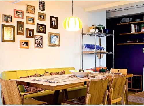 Como usar fotos para decorar a sua casa(Foto:Divulgação).