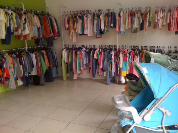Como vender roupa na internet e abrir um negócio - brechó infantil