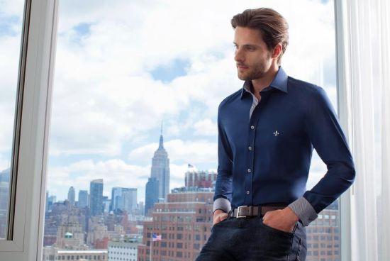 A coleção de camisas Dudalina masculina está ultrassofisticada e diferenciada (Foto: Divulgação)
