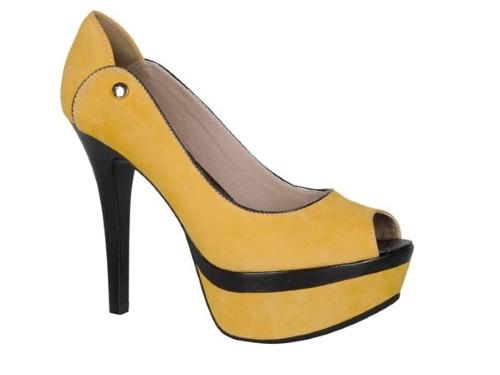 Modelos de sapatos em couro 2013 (Foto:Divulgação).